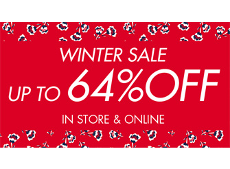 WINTER SALE START